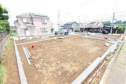 建築条件付き土地なので土地に合った建築プラン例で家が建てられます