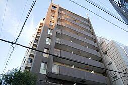 グランガーデン足代新町[7階]の外観