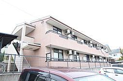 愛知県日進市岩崎台芦廻間の賃貸マンションの外観