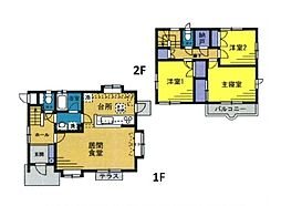 八王子駅 1,749万円