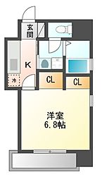 mayumi.7[7階]の間取り