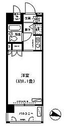 パーク・ノヴァ横浜・井土ヶ谷[8階]の間取り