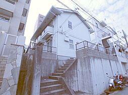 兵庫県神戸市垂水区星陵台5丁目の賃貸アパートの外観