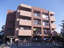大阪府堺市中区平井の賃貸マンションの外観