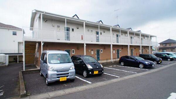 埼玉県鴻巣市大間4丁目の賃貸アパートの画像