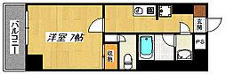 セントラル堺[3階]の間取り