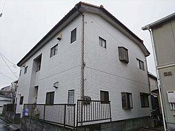 小川コーポ[1階]の外観