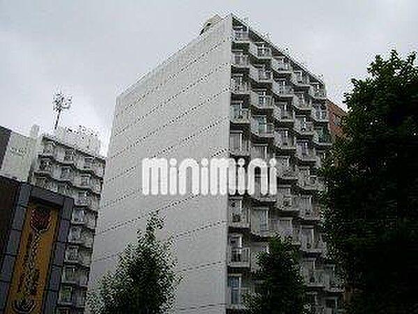 栄マンションS棟[10階]の外観