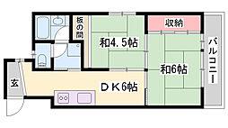 夢前川駅 3.2万円