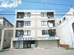 北海道札幌市北区新琴似八条6丁目の賃貸マンションの外観