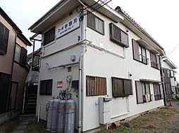 コーポ宇田川[203号室]の外観