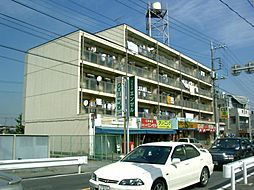 並木フラッツB[2階]の外観