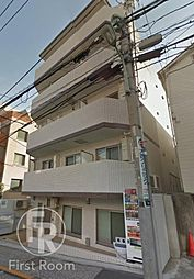 東京都品川区大井6丁目の賃貸マンションの外観