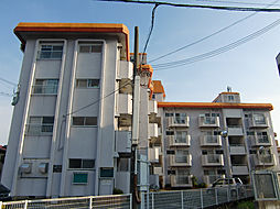 日山マンション[1-3号室]の外観