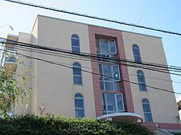 CQレジデンス玉川学園[1階]の外観