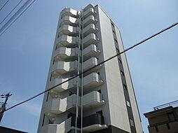 レジュールアッシュ京橋クロス[4階]の外観