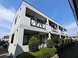 千葉県千葉市若葉区桜木北1丁目の賃貸マンションの外観