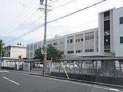 千代崎中学校まで徒歩約17分(1300m)です。