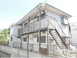 セゾン高幡[2階]の外観