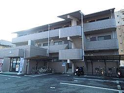 愛媛県松山市松末1丁目の賃貸マンションの外観