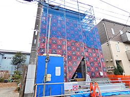 (仮称)上東野様邸賃貸事業計画[1階]の外観
