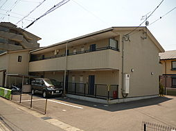 滋賀県甲賀市水口町貴生川2丁目の賃貸アパートの外観