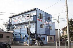 植田ビル[3階]の外観