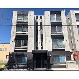 札幌市営東豊線 新道東駅 徒歩5分の賃貸マンション