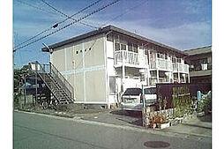 関ハイツ[0102号室]の外観