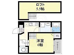 呉服町駅 5.0万円