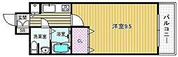 AISAII[9階]の間取り