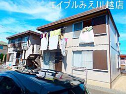 三重県桑名市筒尾7丁目の賃貸アパートの外観