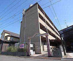 京都府京都市西京区樫原井戸の賃貸マンションの外観