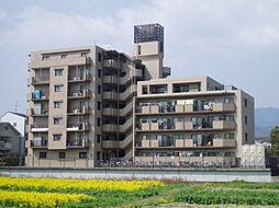 長岡京グリーンマンション207[2階]の外観