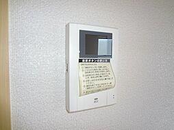 プラザサンライズA棟のカメラ付インターホン