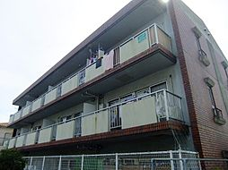 マンション清[2階]の外観