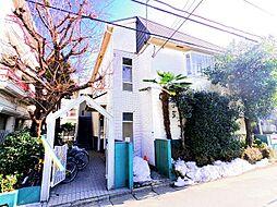 埼玉県新座市北野1丁目の賃貸アパートの外観