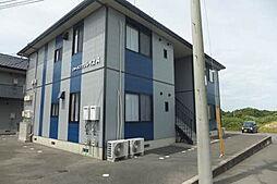 シャーメゾンソレイユA棟[A101号室]の外観