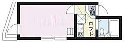 Ville赤羽[2階]の間取り