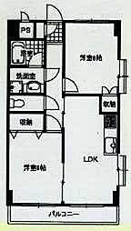沖倉ビル[1階]の間取り