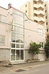 グランドール宮本B[2階]の外観