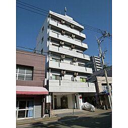 熊本県熊本市中央区新屋敷2丁目の賃貸マンションの外観