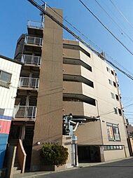 東京都江戸川区西瑞江5の賃貸マンションの外観