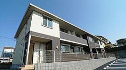 ヴィラーチェ東太田A[2階]の外観
