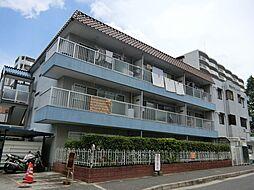 天王タウンハイツ[2階]の外観