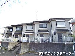 [タウンハウス] 東京都八王子市片倉町 の賃貸【/】の外観