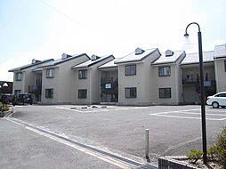 奈良県奈良市押熊町の賃貸マンションの外観