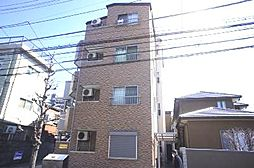 千葉県船橋市宮本6の賃貸マンションの外観