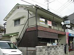 奈良県奈良市学園新田町の賃貸アパートの外観