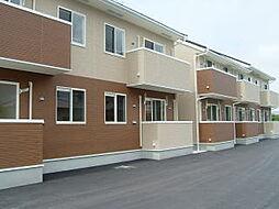 アーベイン浜田 C棟[2階]の外観